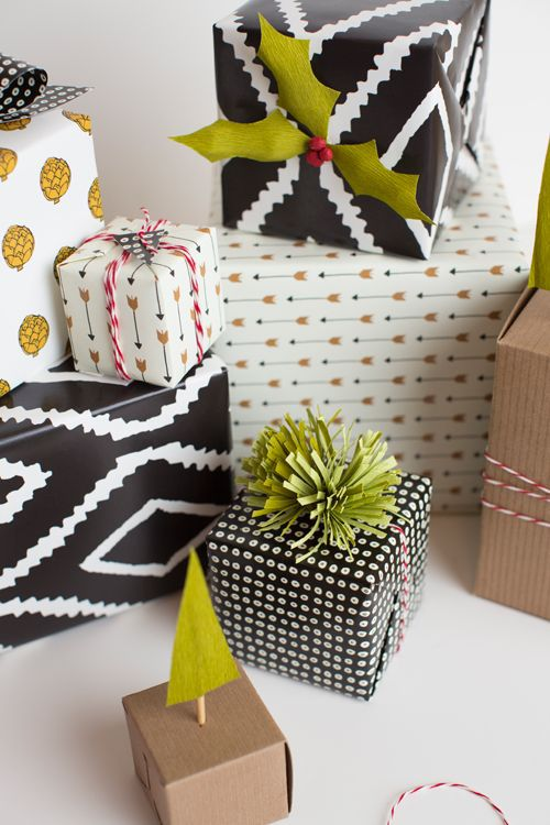How To Wrap Christmas Gifts.15 Modern Ways To Wrap Your Christmas Gifts